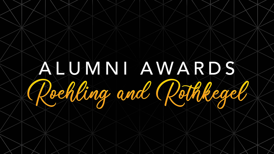 Alumni awards: Two Outstanding Young Alumni help lead southeast Wisconsin manufacturing firms
