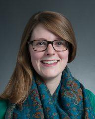 Headshot of Rebecca Bronson