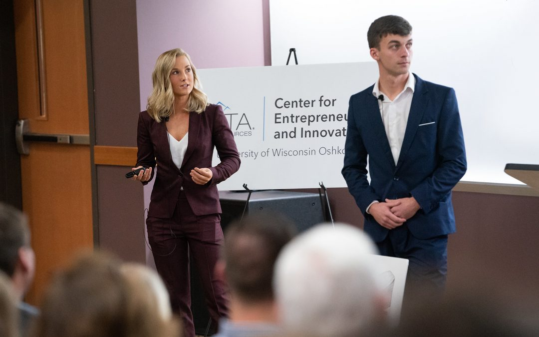 UWO student entrepreneurs pitch business ventures to experts