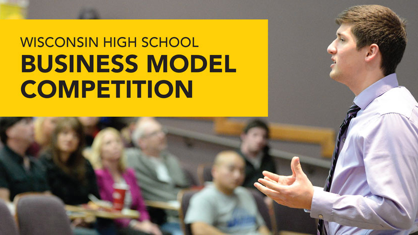 Scholarships up for grabs in UWO's high school business model competition