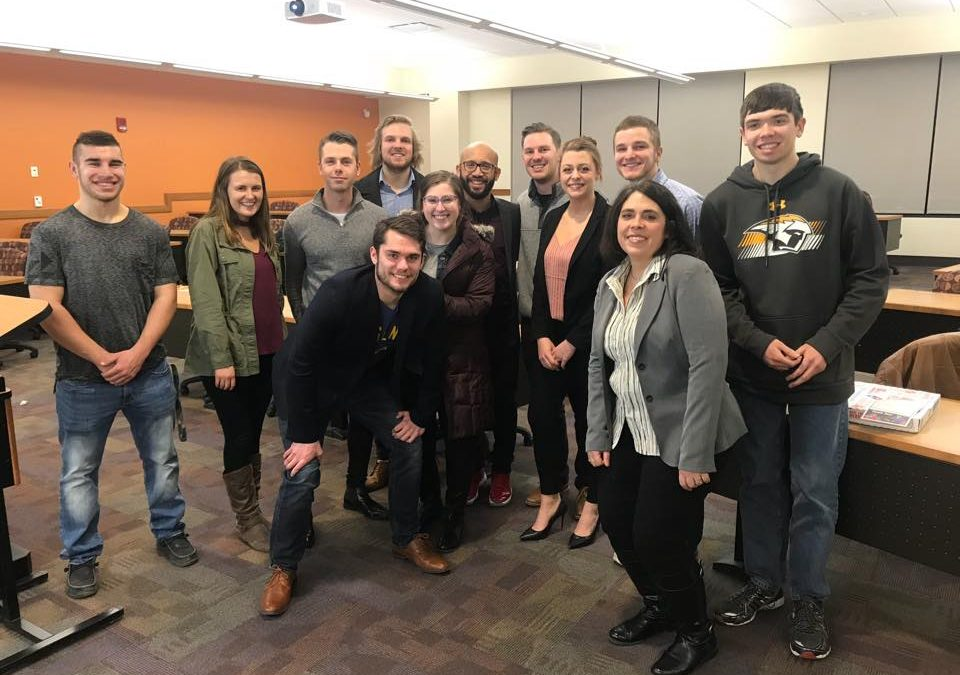Minority entrepreneurs share motivation, inspiration with UWO students