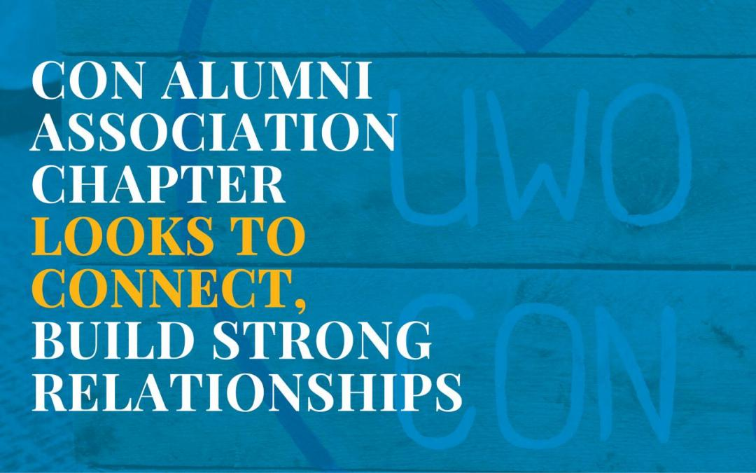 CON Alumni Association chapter looks to connect, build strong relationships