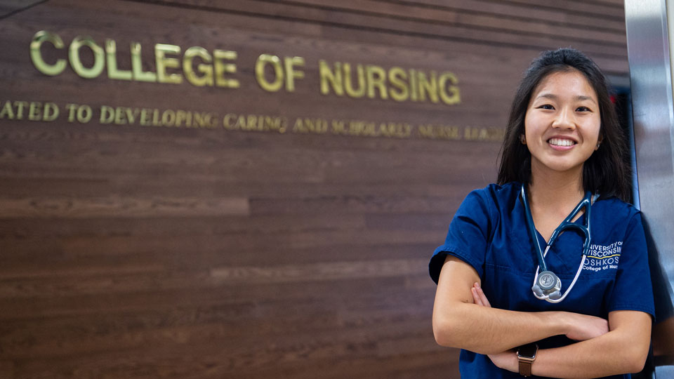 Tenacious UWO student to graduate Dec. 14 with degrees in both nursing and Spanish
