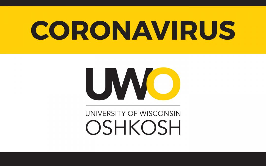 Changes to UW Oshkosh services and operations announced