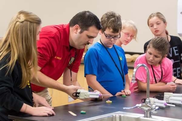 Summer camps, youth programs expand University to middle and high school students