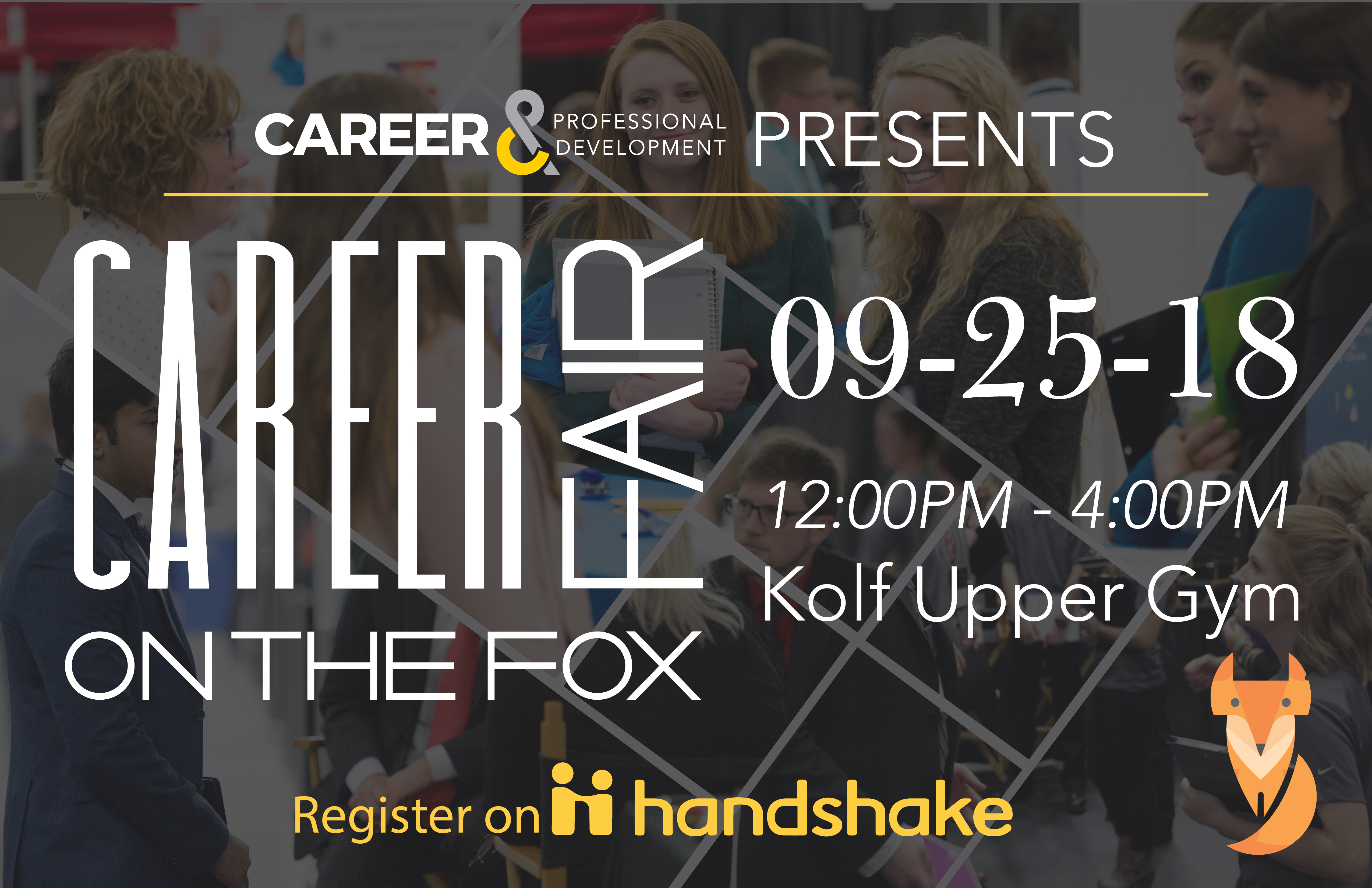 Career Fair on the Fox - UW Oshkosh Today University of