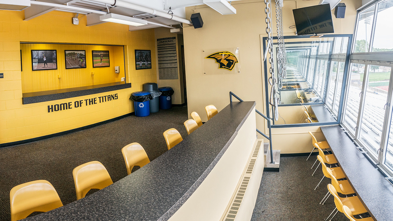 Chancellor's Suite renovated thanks to UWO's partnership with Lowe's