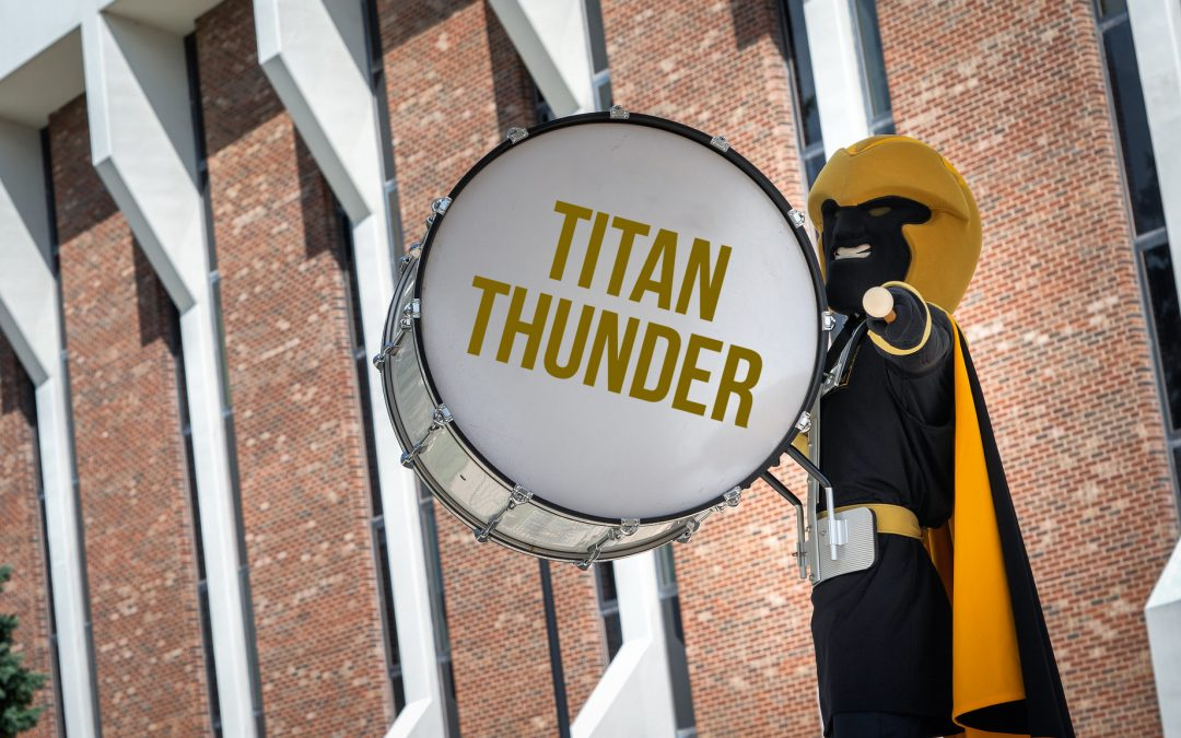 Titan Thunder, the new UW Oshkosh marching band, to debut in 2022