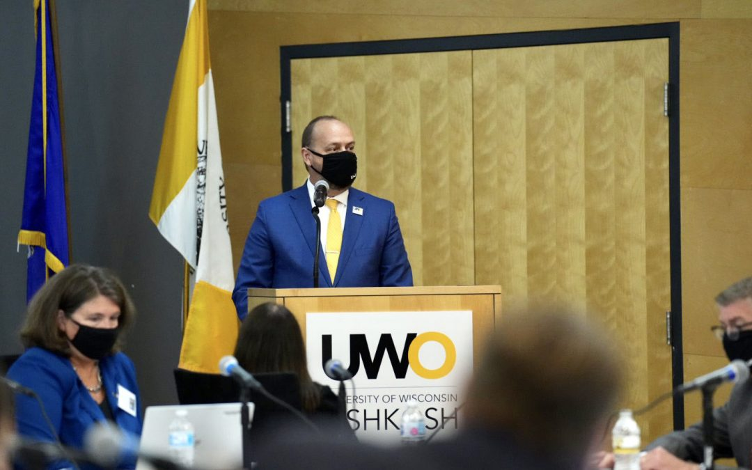 As UWO hosts Regents, Chancellor stresses significance of 'affordable, accessible' higher ed