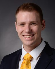 Headshot of Zachary Dunton