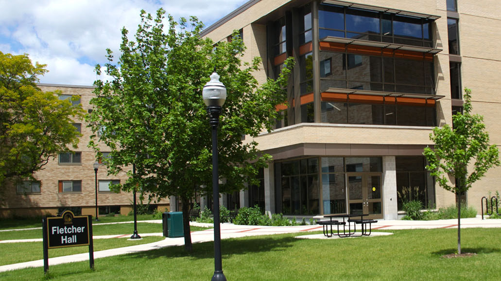 UW Oshkosh's Fletcher Hall earns LEED Silver certification