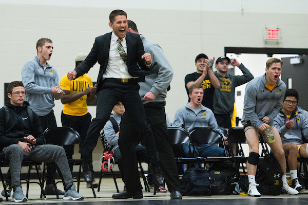 Wrestling team finds early success with Academic Game Plan