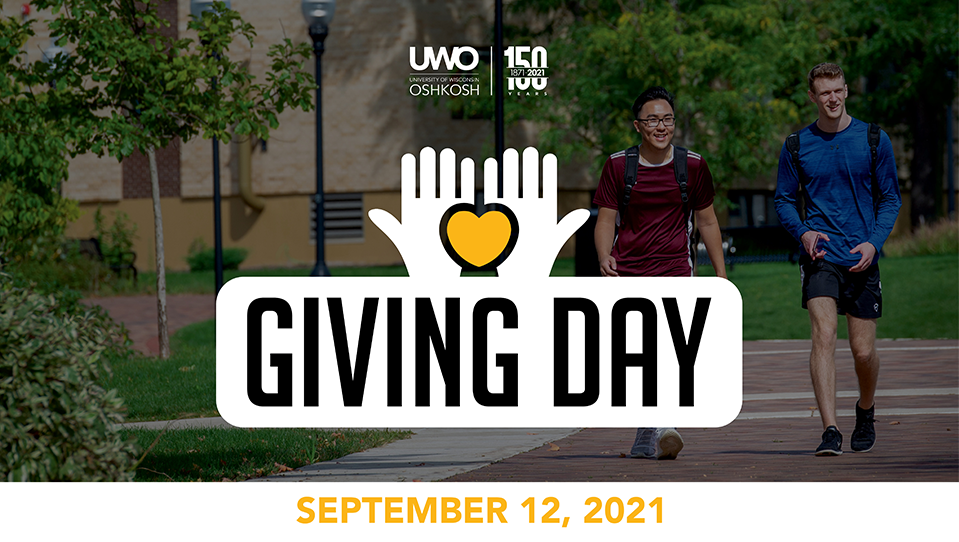 UWO sets Giving Day for Sept. 12 to honor first day of classes in 1871