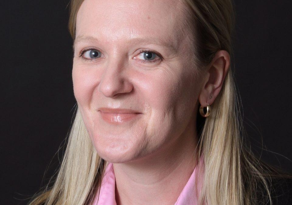 Faculty Five: Sara Steffes Hansen
