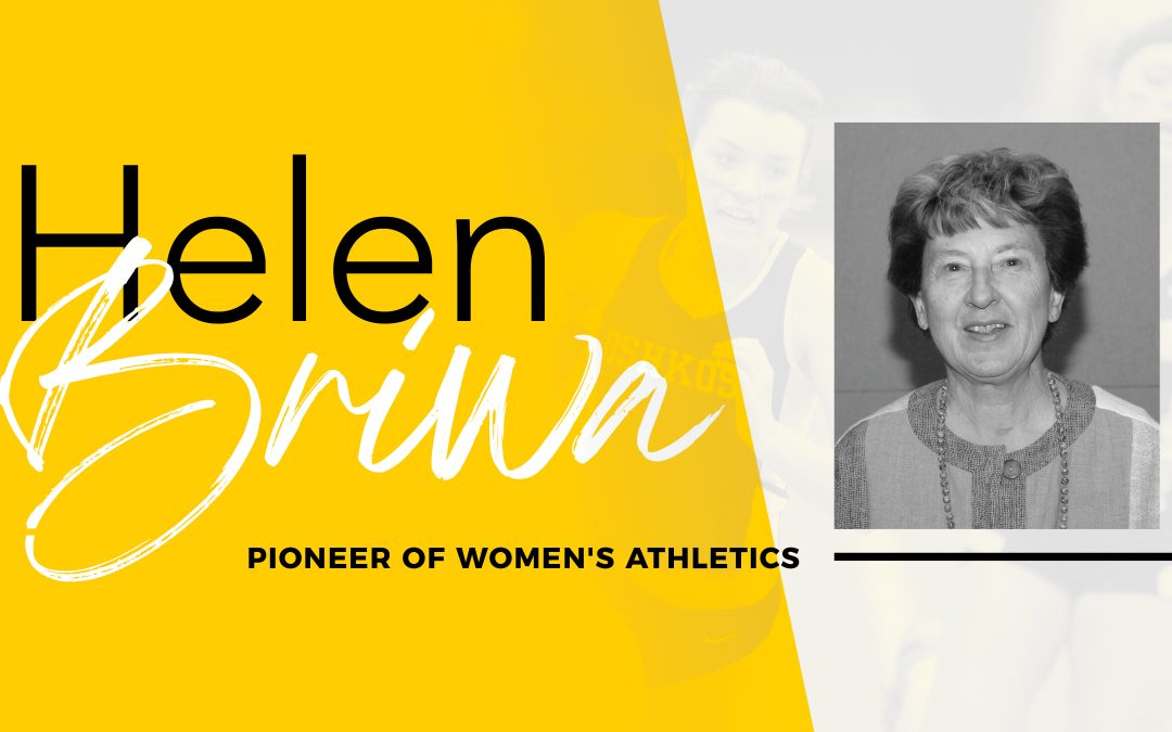 Trailblazer Helen Briwa reflects on time as UWO's first and only women's athletics director