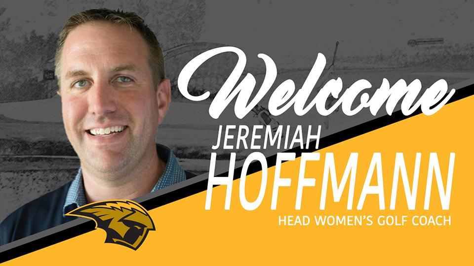 UWO alumnus Jeremiah Hoffmann named head women's golf coach