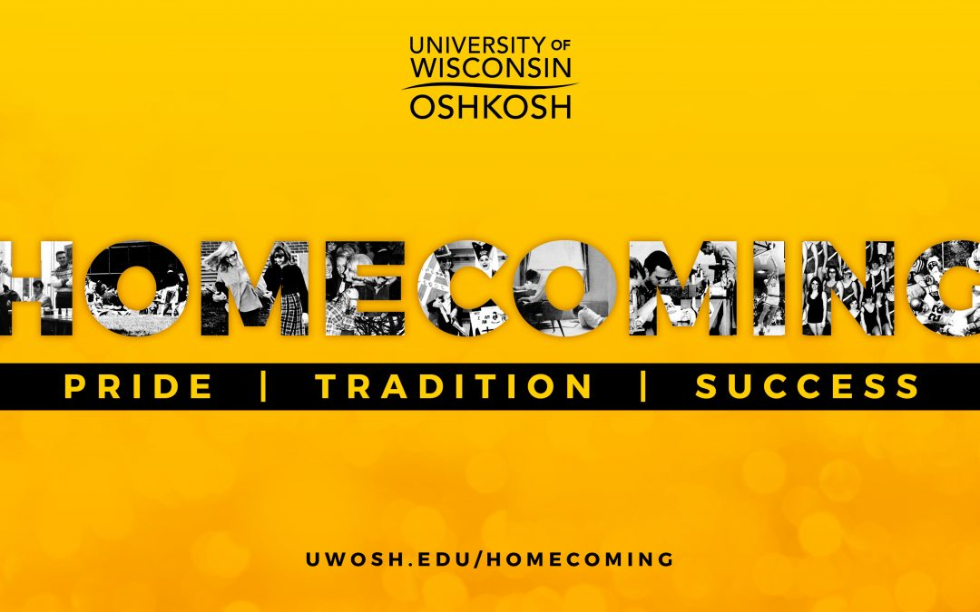 Greeks, journalism grads, 1968 football players to enjoy special events during UWO Homecoming
