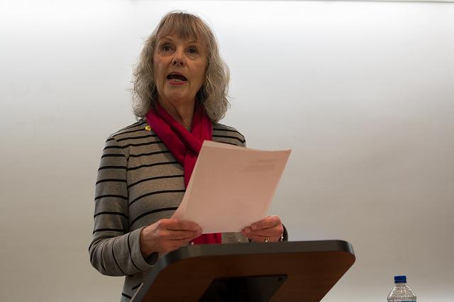 UWO alumna shares poetry on campus as Wisconsin's Poet Laureate