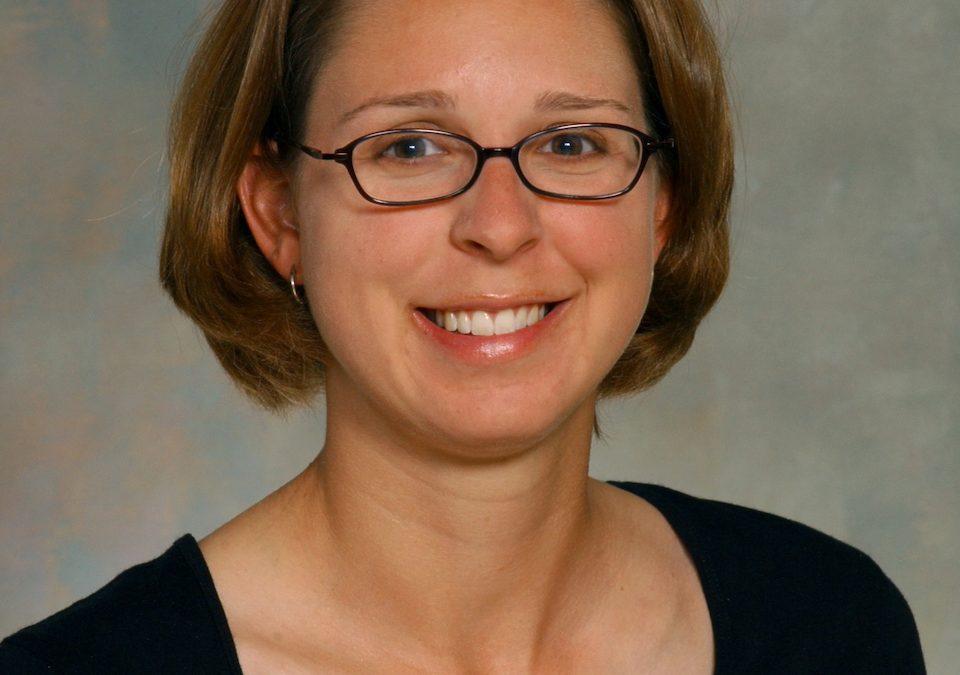 Faculty Five: Marianne Johnson
