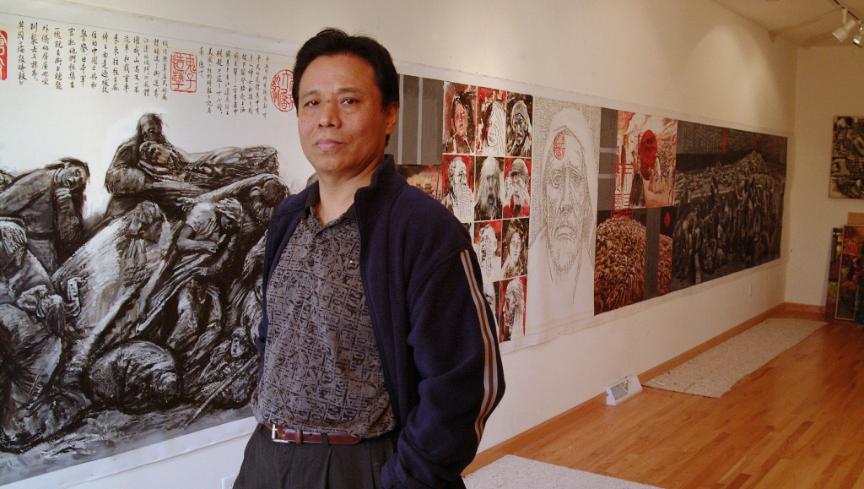 Li Hu Tribute Art Exhibit set for March 30-April 18 at UWO