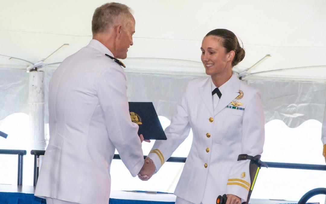 UWO alumni award winners dedicate military careers to serving others