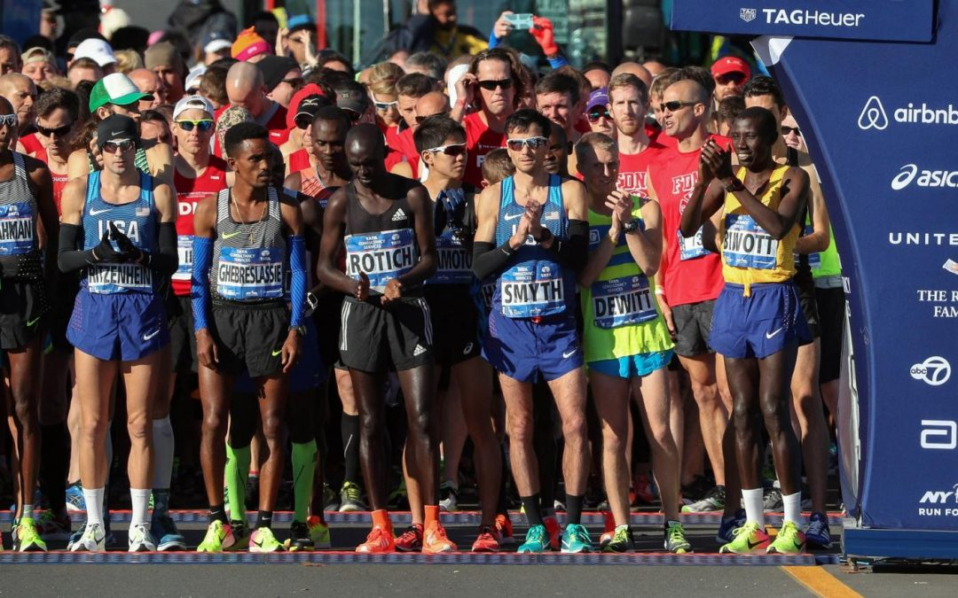 Alumnus shares lessons learned on teaching, coaching and running