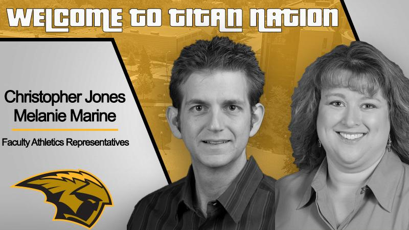 Jones, Marine named new UWO Faculty Athletics Representatives