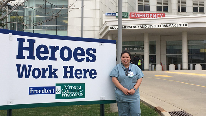 UWO student and ER nurse shares her experience, advice from the front lines