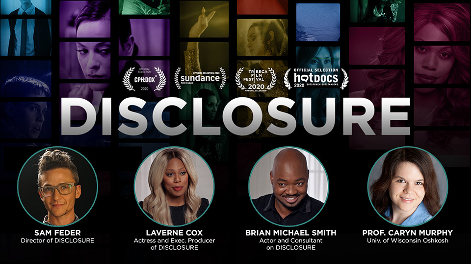 UWO professor to host virtual talk with Laverne Cox, others behind 'Disclosure' doc