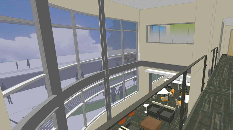 Reeve Memorial Union renovations underway at UWO
