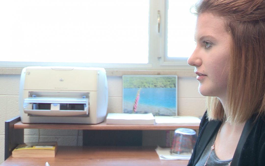 UWO student shows courage in researching sexual assault