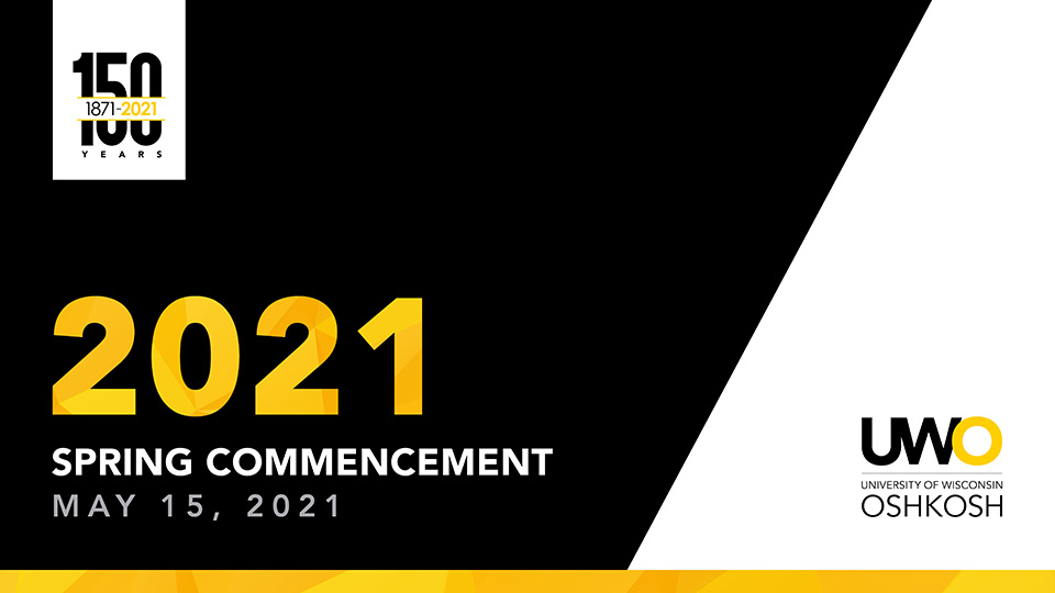 What to expect as UW Oshkosh stages 147th spring commencement May 15