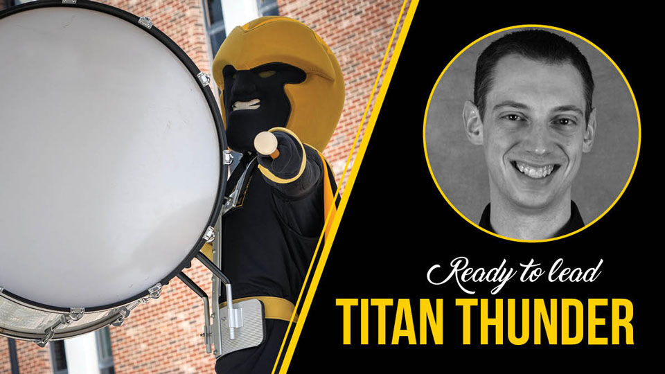 Director hired to lead UWO's new Titan Thunder Marching Band
