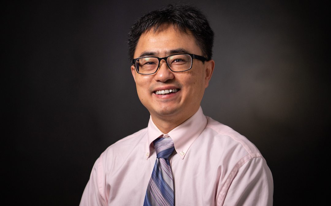 UWO chemist shares research behind his 2019 Regents Scholar award
