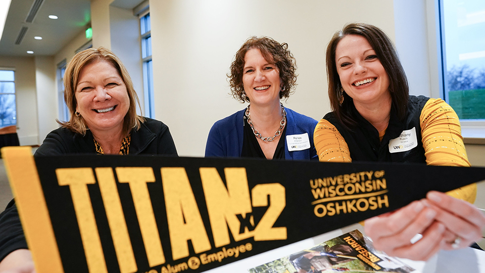 Titans X 2 thankful to contribute to the success of their alma mater