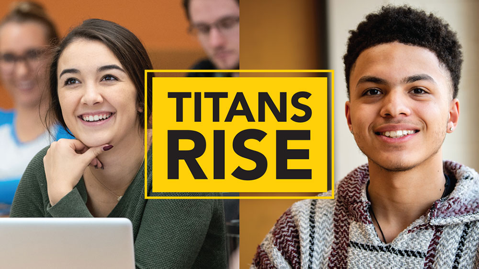 Titans Rise: Record, send positive messages for the UWO community