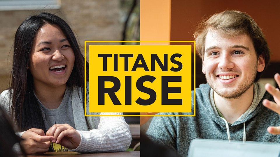 Titans Rise: Help support UWO students during COVID-19