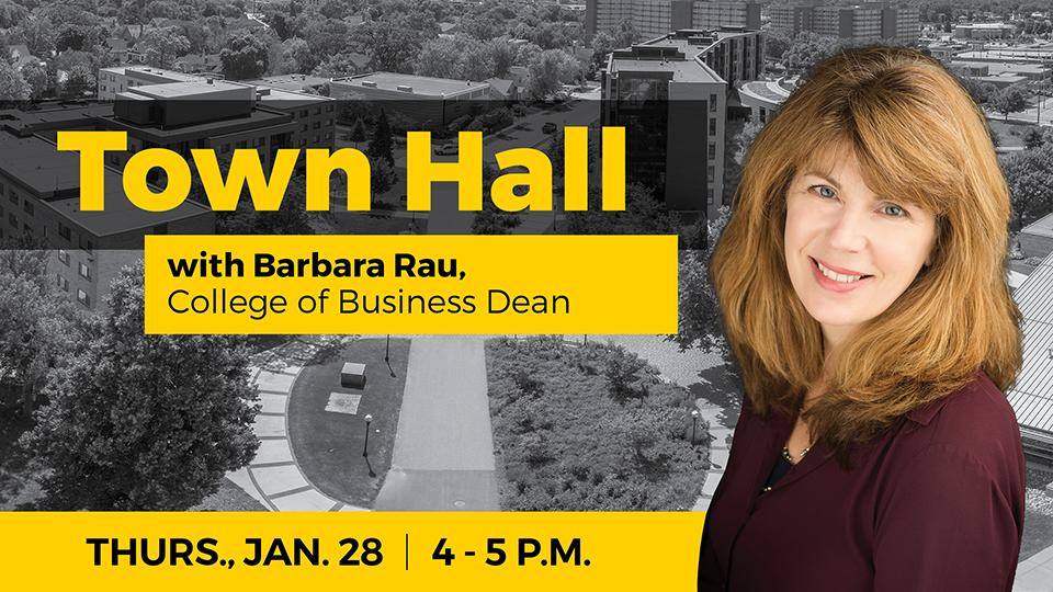 UWO College of Business to host Town Hall for alumni Jan. 28