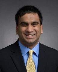 Headshot of Vish Tuchscherer