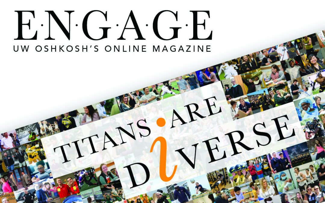 New 'Engage' focuses on diversity, inclusion