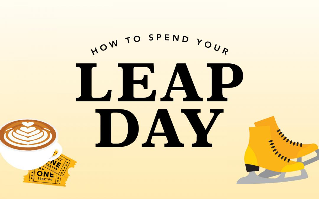 Leap Day offers 24 extra hours of fun in Oshkosh area Feb. 29