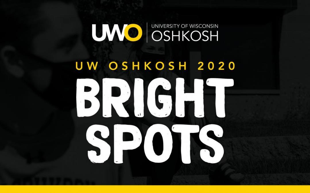 UWO enjoyed good news in 2020, despite the pandemic
