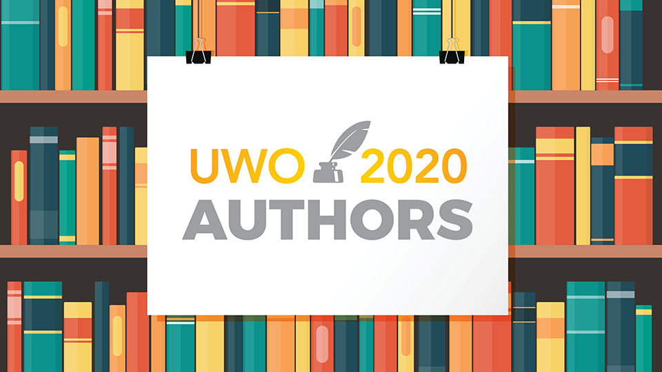 2020 book review: A look at what UWO faculty and staff authors published this year