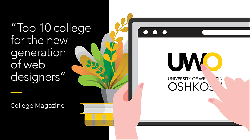 IWM program helps UWO land among top schools for 'next generation of web designers'