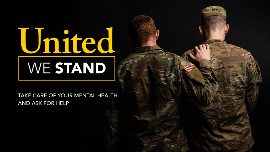UWO United We Stand: Veterans urged to get support for mental health