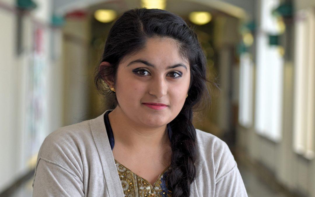 Student Spotlight: Uzma Khan