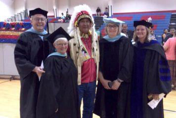 Wind River Graduation