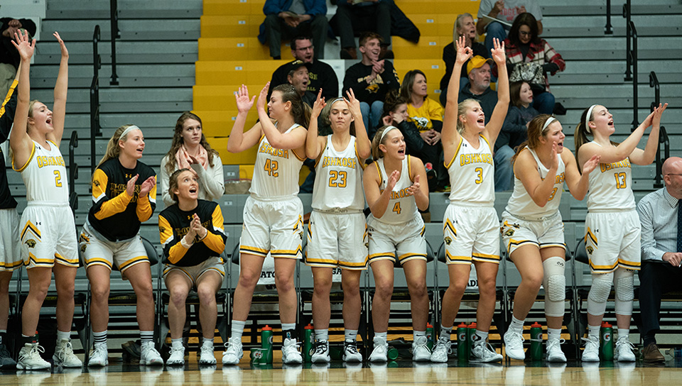 UWO women's basketball comes together at the perfect time