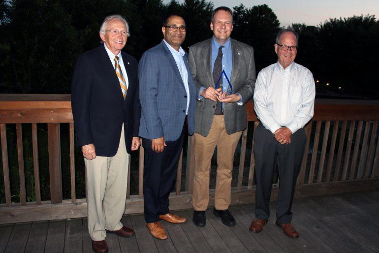 UW Oshkosh professor named WiSys Innovator of the Year
