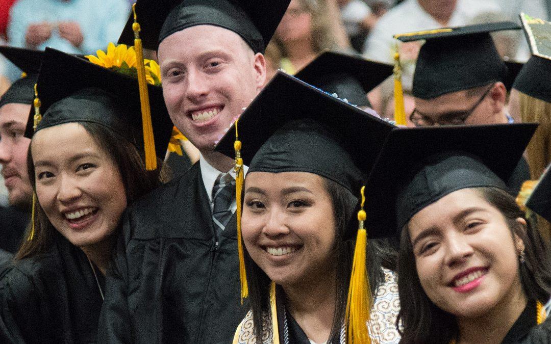 Uw Graduation Ceremony 2020.Home Commencement University Of Wisconsin Oshkosh